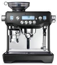 Breville BES980BKS the Oracle® Espresso Coffee Machine - Black - RRP $2699.95