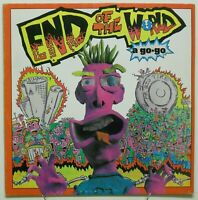 various ~ End Of The World a go-go ~ US LP seldom seen Detroit comp