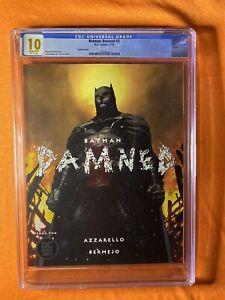 Batman Damned 2 Jim Lee Variant CGC 10.0 2030648018 Black Label