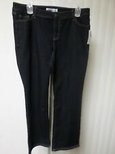 Old Navy Womens Jeans   BOOT-CUT  SZ 16  PLUS  Mid Rise Stretch  NWT