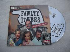 Fawlty Towers. Waldorf Salad.  Promo dvd.