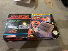 Super Nintendo Entertainment System (SNES) Console