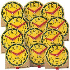 Frank Schaffer 12 Original Mini Clocks