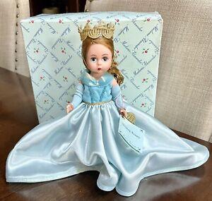 Madame Alexander Sleeping Beauty Disney Exclusive/75th ANNIVERSARY Box/tags