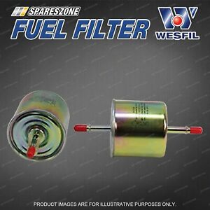 Wesfil Fuel Filter for Ford Explorer UN UP UQ F250 F350 RM RN V6 V8 4.0L 5.4L