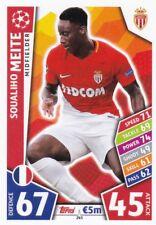 Soualiho Meite  2017-18 Topps Champions League Match Attax,Sammelkarte,#245