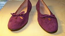 * SALE* Amalfi Women's Italian Leather/Suede Shoes -  Flats Size 6 1/2 B