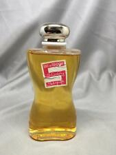 VINTAGE Shocking Schiaparelli Eau de Cologne 4 oz Perfume! Full!