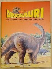 Raccolta Completa Dinosauri Alla Scoperta Dei Giganti Della Preistoria...