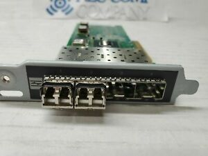 IBM 2072-ACHK 00Y2491 4377336 00Y2537 00MJ095 V3700 8GB 4 Port FC Card