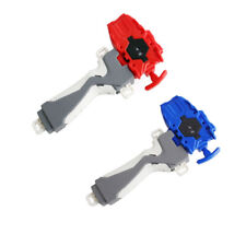 2 Sets Beyblade Burst B-11 String Launcher Beylauncher With Grip Fight Toys Gift