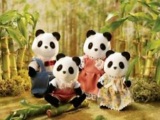 Calico Critters Wilder Panda Bear Family Toy Collectible Figures Epoch CC1507