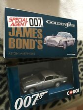 James Bond Goldeneye  Aston Martin DB5 Corgi 2017 Model Car