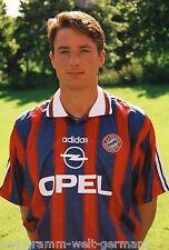 Markus Oberleitner il Bayern Monaco 96-97 RARO FOTO +3