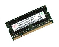2GB DDR2 HYNIX 800 Mhz RAM Speicher Asus Eee PC 1001HA - EeePC 1001 HA