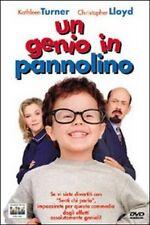 BABY GENIUSES UN GENIO IN PANNOLINO  DVD COMMEDIA