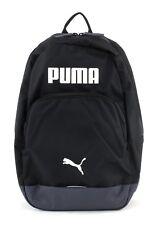 PUMA Backpack Essential Black-White