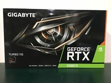 10 x Gigabyte Nvidia GeForce RTX 2080Ti 11GB Boxes/Packaging Only - NO GPU CARD