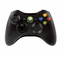 Official Microsoft Xbox 360 Wireless Controller - Glossy Black - BRAND NEW! BULK