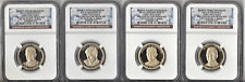 2015 S NGC PF70 Early Releases Presidential Dollar Set