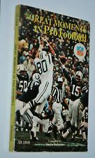 GREAT MOMENTS IN PRO FOOTBALL  SC 1971  SUPER BOWL III Cover