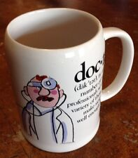 Doctor Large Coffee Mug Physician MD Gift