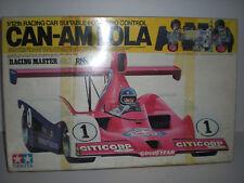 1980 VINTAGE 1/12 R/C TAMIYA LOLA CAN-AM T333CS DATUSN 280ZX RA1221 RA1222 NIB!