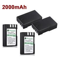 EN-EL9A EN-EL9 7.4V 2000mAh Li-ion Battery for Nikon CoolPix S6400 D5000 D3000
