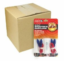 Howard Leight (6-Pack) AirSoft Corded Earplugs, 2 Pairs/Each w/ Case #R-01521_6