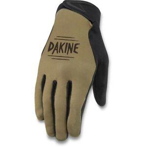 New Dakine Men's Syncline Cycling Gloves Medium Sand Storm Biking