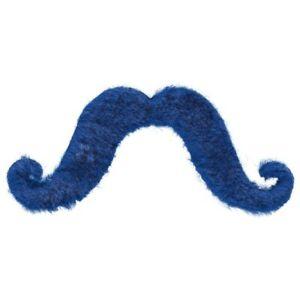 Amscan Shaggy Felt Self Adhesive Moustache Amscan Various Colours