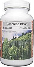 Pancreas Blend, Natural Herbal Supplement, Stomach Health, Digestive Support