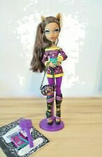 Clawdeen Wolf Basic 2.Wave Monster High School's Out Todschick Killer Style TOP
