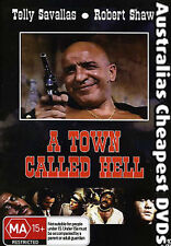 A Town Called Hell DVD NEW, FREE POSTAGE WITHIN AUSTRALIA REGION ALL