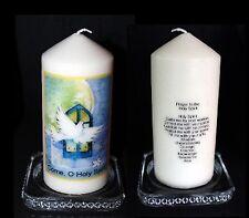 Holy Spirit Votive Prayer Candle Catholic Christian Gift created by Cellini  CG4