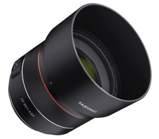 Samyang AF 85mm f1.4 Auto Focus Canon EF Mount Lens