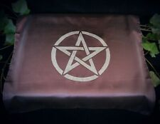 ALTAR CLOTH  Pentacle Wicca pagan Handmade Witchcraft