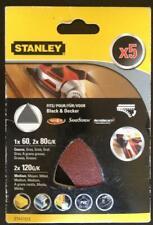 Stanley - Abrasif Black & Decker / Abrasive paper / Schleifpapier STA31512-XJ