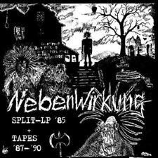 Nebenwirkung – Split- LP '85 + tapes '87 - '90