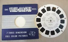 Vintage Viewmaster - Sawyer's Single Reel 1520 Bodensee Germany