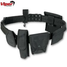 Viper Patrol Belt System Security Police Guard Utility iléostomie Airsoft Military