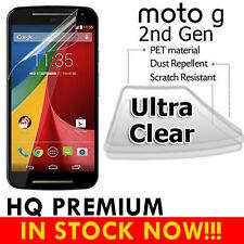 Glossy Screen Protectors for Motorola Moto G