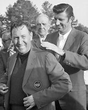 1970 PGA Pro Golfer BILLY CASPER GEORGE ARCHER Glossy 8x10 Photo Masters Poster