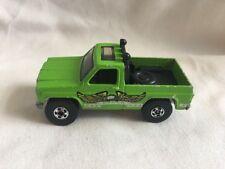 1977 Mattel Hot Wheels Green Eagle Pick-Up Truck Car Vehicle Toy