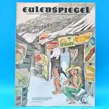 Eulenspiegel 22/1986 | DDR-Wochenzeitung für Satire und Humor | Geburtstag B