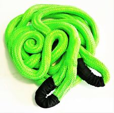 GRIP 1-1/4 X 30' KINETIC ENERGY 4X4 TRUCK TOW RECOVERY ROPE 37422LB STRAP SNATCH