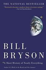 A Short History of Nearly Everything,Bill Bryson- 9780767908184