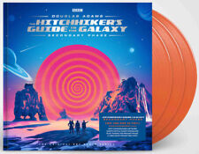 """The Hitchhiker's Guide to the Galaxy: Secondary Phase VINYL 12"""" Album Box Set 3"""