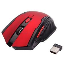 Wireless 2.4GHz Optical Mouse/Mice Set With USB 2.0 Receiver for PC Laptop