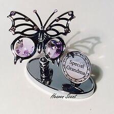 Grandma Butterfly Ornament Gift Ideas for Her Christmas & Grandparents SP504